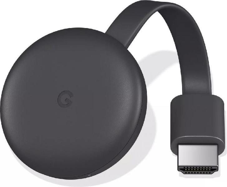 Google Chromecast 3 Tercera Generación 2018