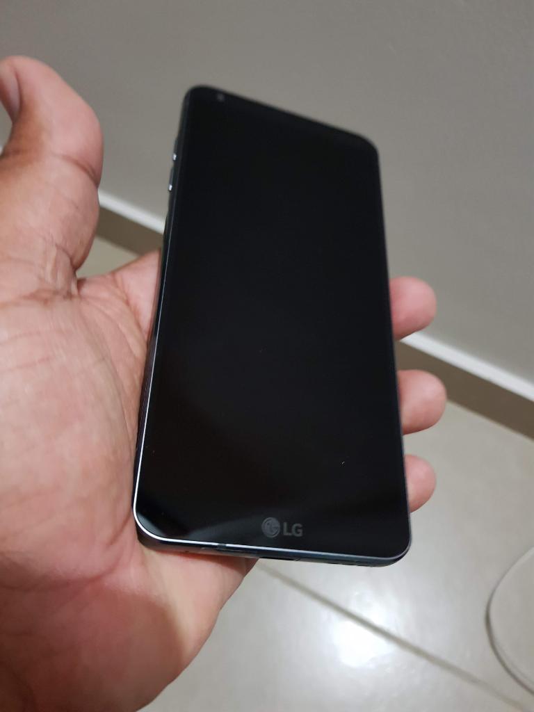 Lg G6 4g Hermoso con Cargador Original