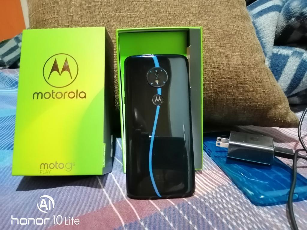 Vendo O Cambio Moto G6 Play