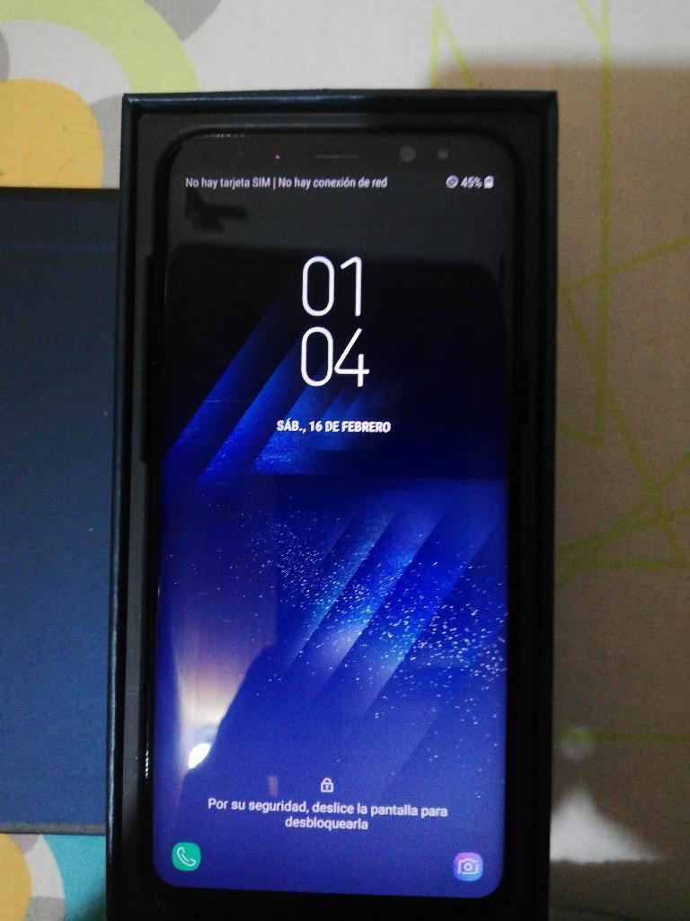 Vendo O Cambio Samsung S8 Plus 64gb