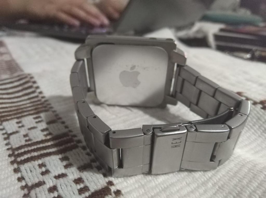 iPod Nano 6ta Generacion con Pulso Hex