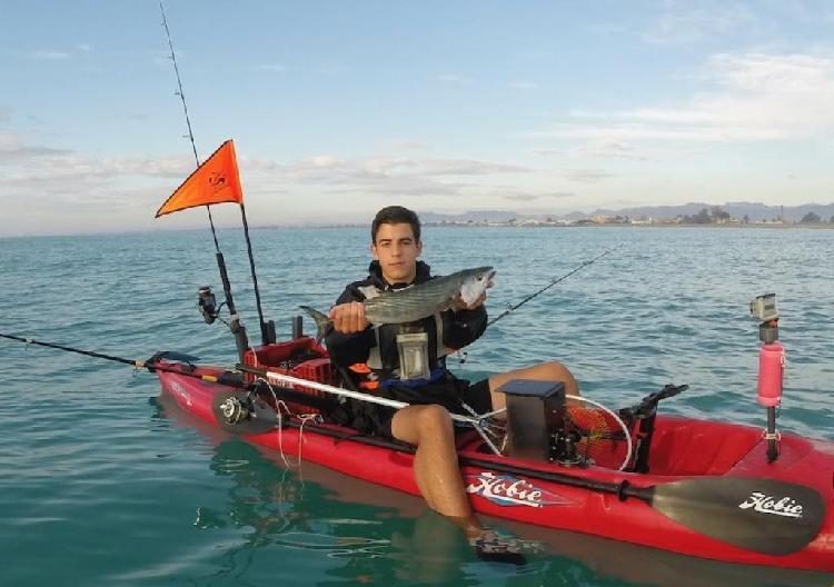 Alquiler Equipo de Pesca Variedad