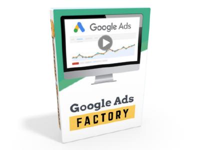 Google Ads Factory Curso Completo