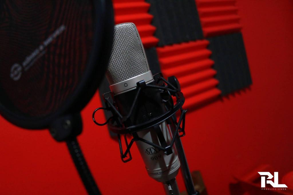 Microfono Condensador MXL 909