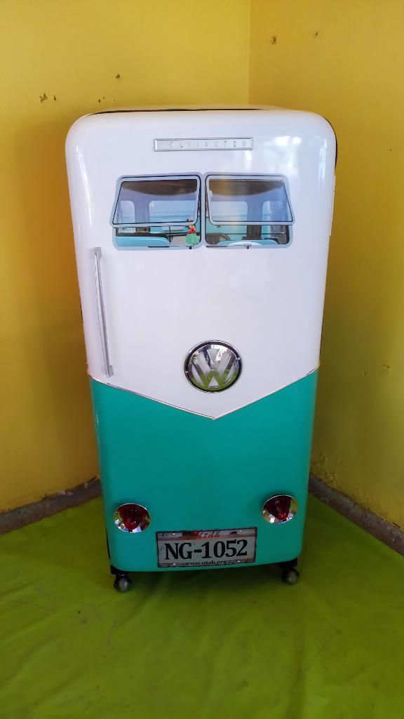 Nevera Antigua Kelvinator Usa Combi