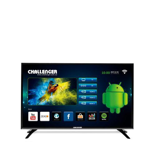 Televisor Challenger 32 Pulgadas Led 32t21 Android T2
