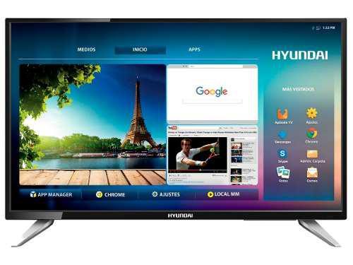 Televisor Led Hyundai 32 Smart Tv Hyled3215int2