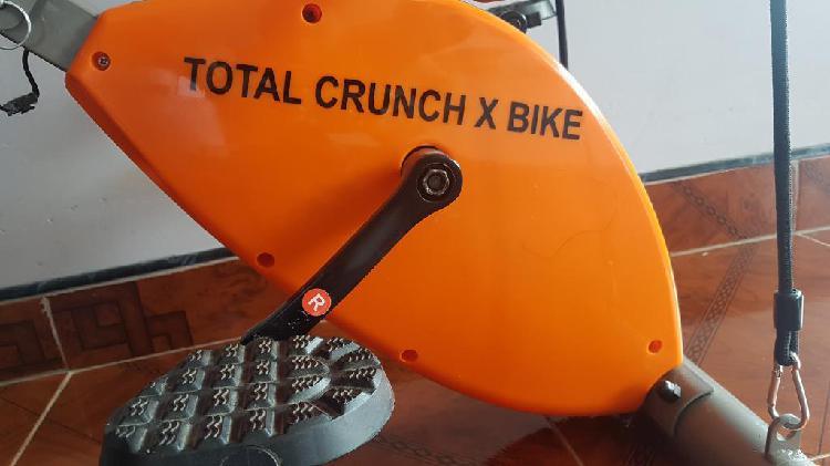 Vendo Maquina Total Crunch