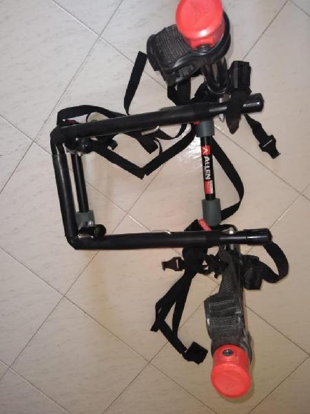 soporte para bicicleta doble