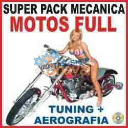 CURSO MECANICA DE MOTOS EXPLICACION PASO A PASO PROFESIONAL