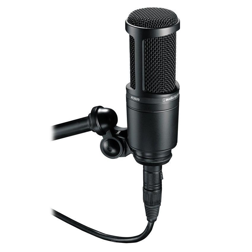 Micrófono De Condensador Cardioide Audiotechnica At