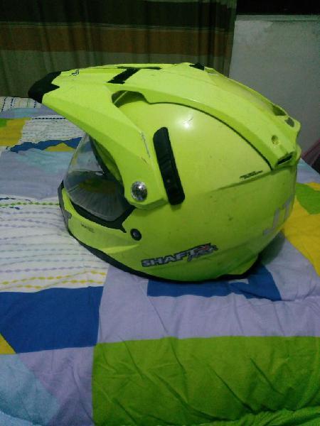 Vendo Casco Shaft Pro Mx 355