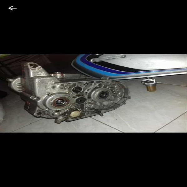 vendo tanque y motor de rx 115 con targeta neg