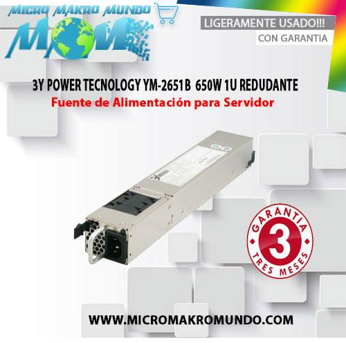 3y Power Techonology Ymb Fuente De Alimentación