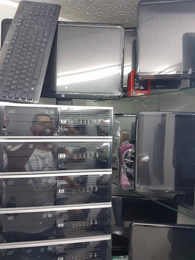 COMPUTADORES INTEL CORE I 5 ALTA GAMA 8 DE RAM APRVECHE!