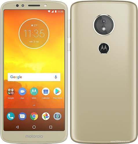 Celular Libre Motorola Moto E5 Claro 13mpx 16gb 4g Lte