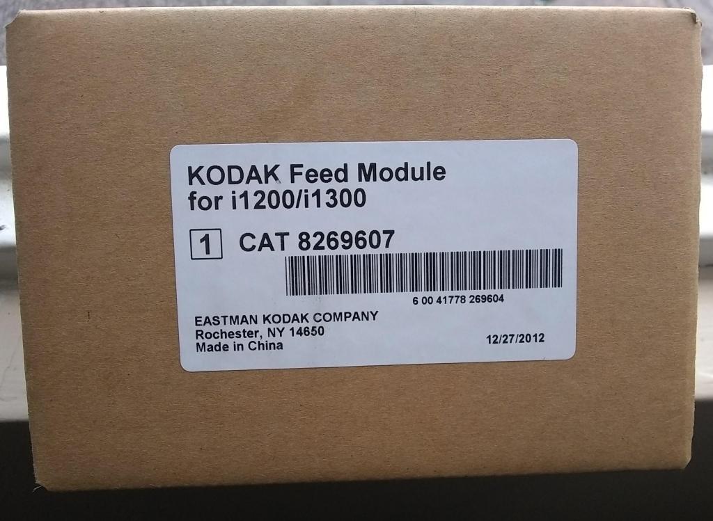 Consumibles Originales Scanner Kodak iiii