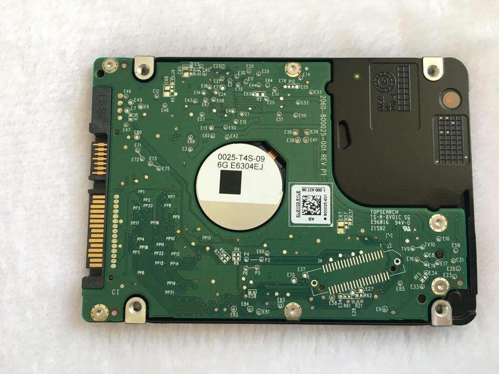 Disco duro para portatil slime de 500 gb