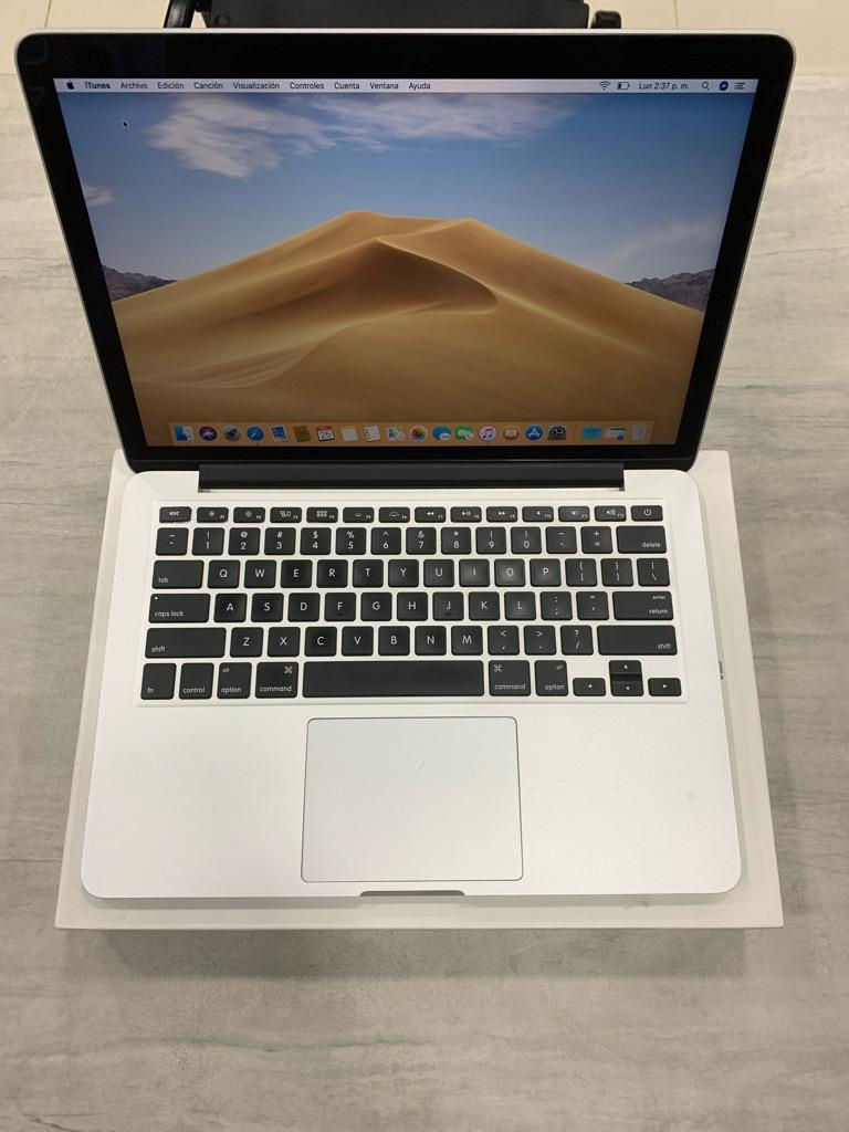 Macbook Pro Core I5 4 Ram 500 Gb