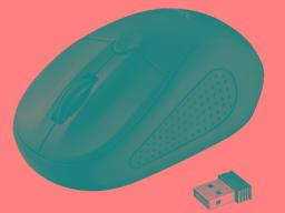 Mouse Inalambrico Cobertura de 8m Trust | TP