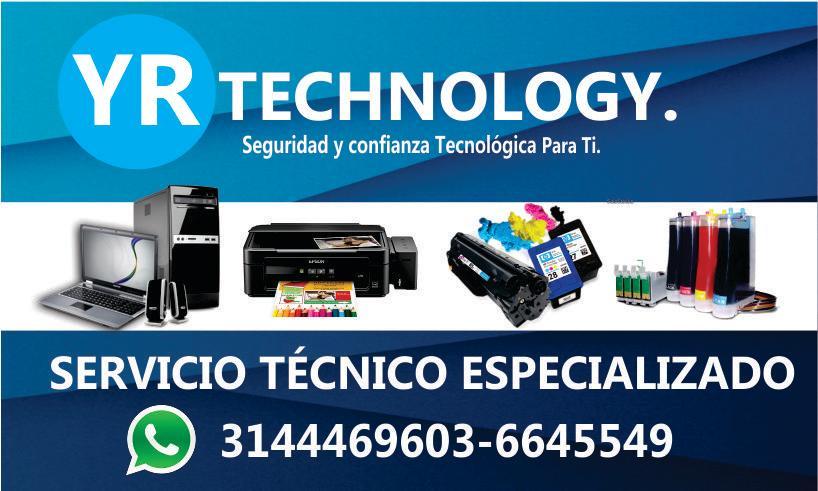 SERVICIO TÉCNICO EN MANTENIMIENTO Y REPARACIÓN DE