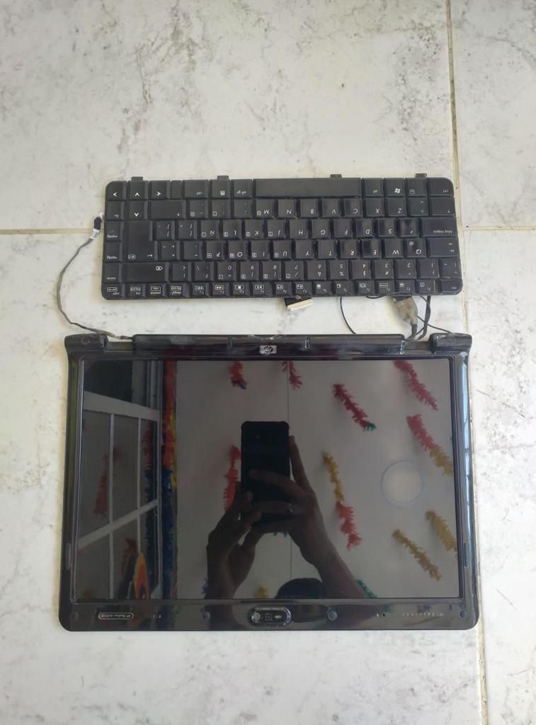 Vendo pantalla de portatil