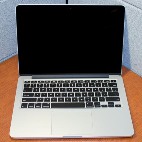 macbook pro pantalla retina 13.3 pulgadas core 7 8gb de ram