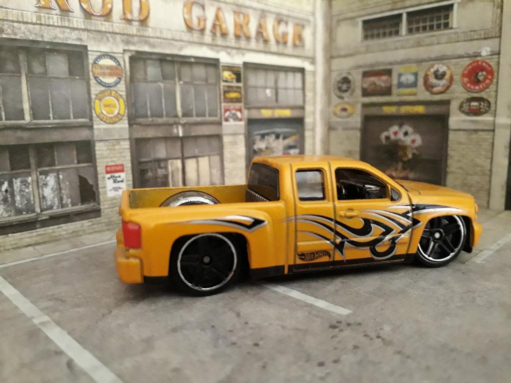 Camionetas Hotweels