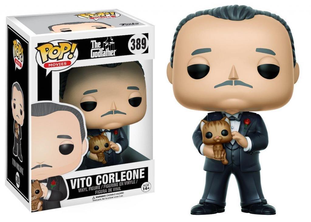 Funko Pop Vito Corleone 389 Godfather