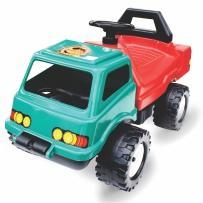 carro montable para niño CAMINADOR GODZILA