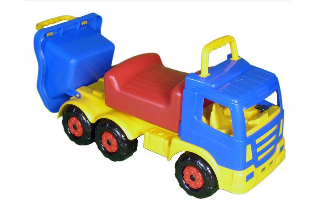 carro montable para niño TRUCK NIÑO