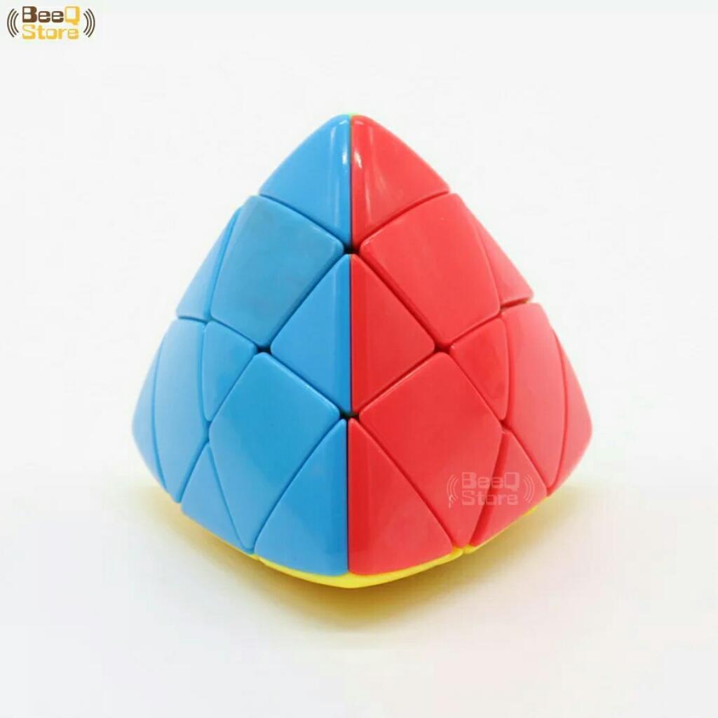 Cubo Rubik Mastermorphix 3x3 Stickerless