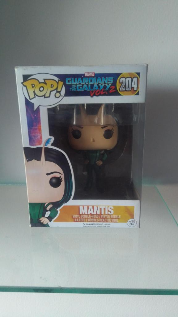 Funko Pop Mantis Guardianes De Galaxia Vol. 2