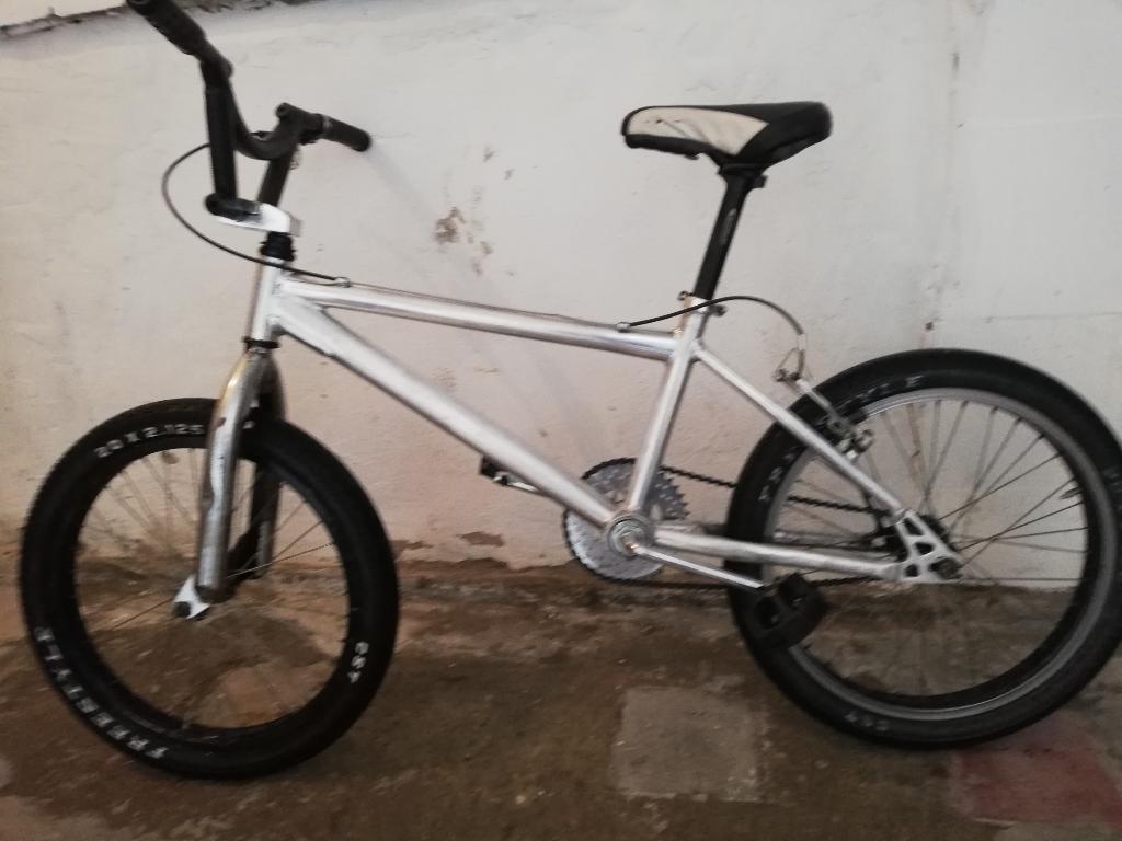 Bicicleta 20 Marco en Aluminio