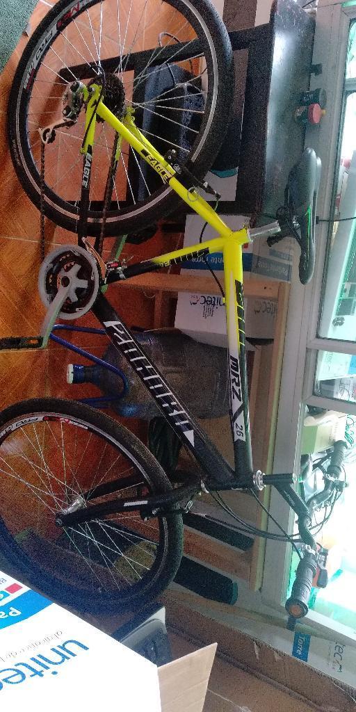 Bicicleta Como.nueva En. Aluminio