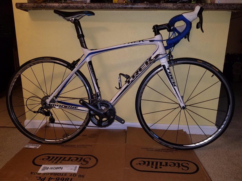 Cicla Trek madone 5.2 Bicicleta, bici