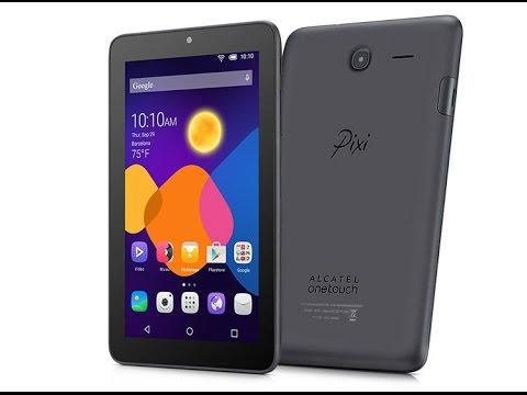 Pixi 3, 7.0 Alcatel. Wi Fi 3G, Dual Core 1.3 Ghz, Android,