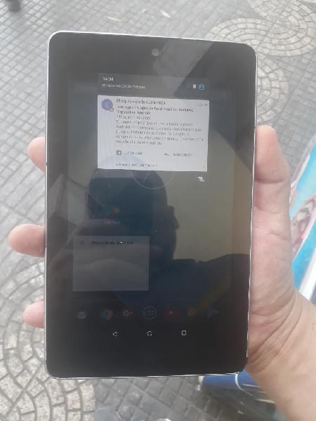 Se Vwnde Tablet Nexu 7 Usada Solo Wifi