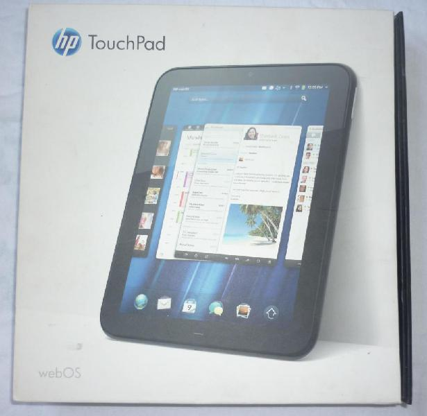 Tablet HP Touchpad usada