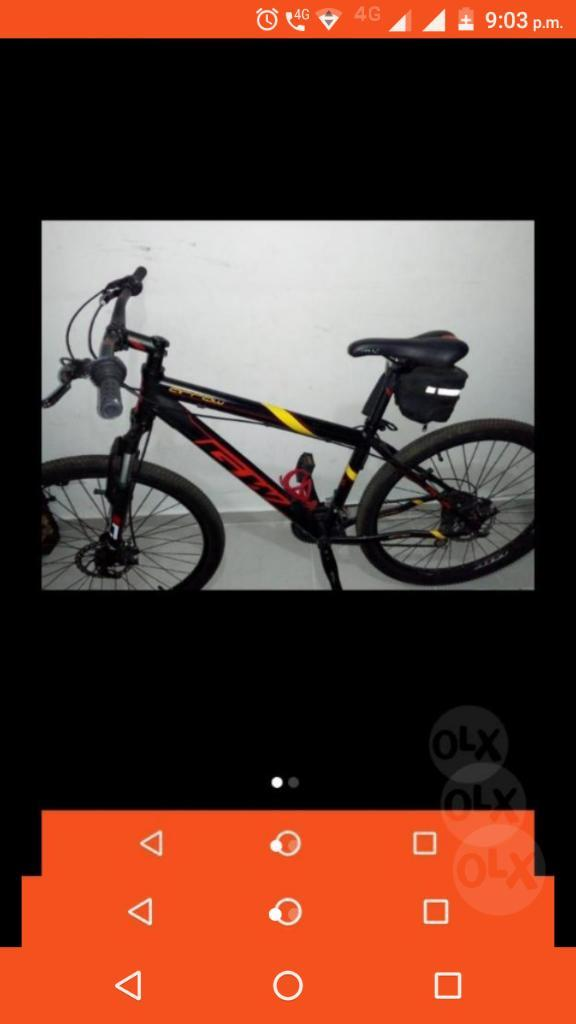 Vendo Bicicleta Gw Arrow 27.5 Shimano