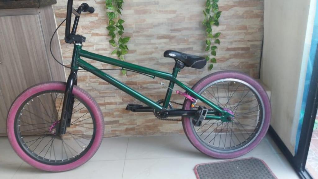 Vendo Bicicleta Marco Destructor