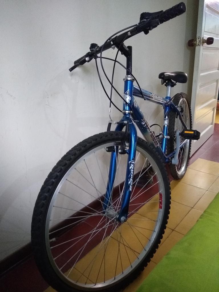 Vendo Bicicleta Milan de Cambios