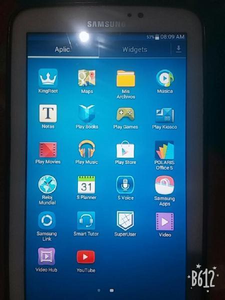 Vendo O Permuto Tablet Samsung Tab 3