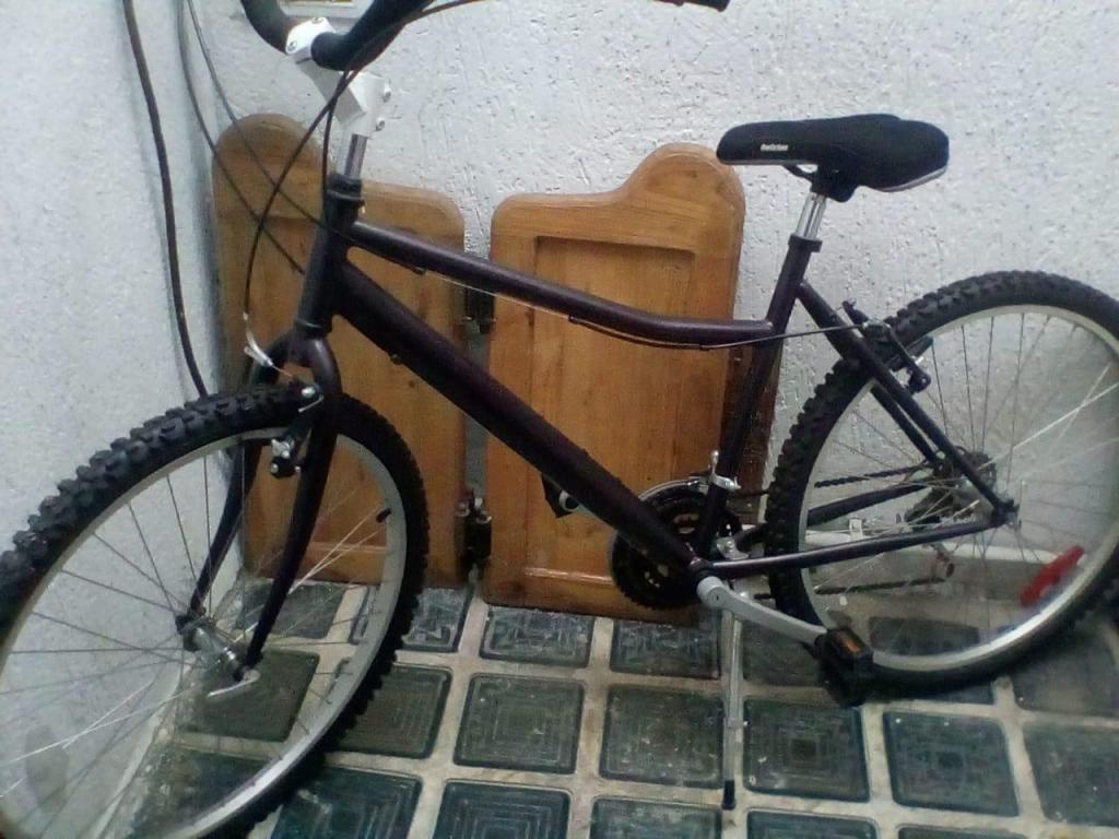 Vendo bicicleta grande de 16 velocidades