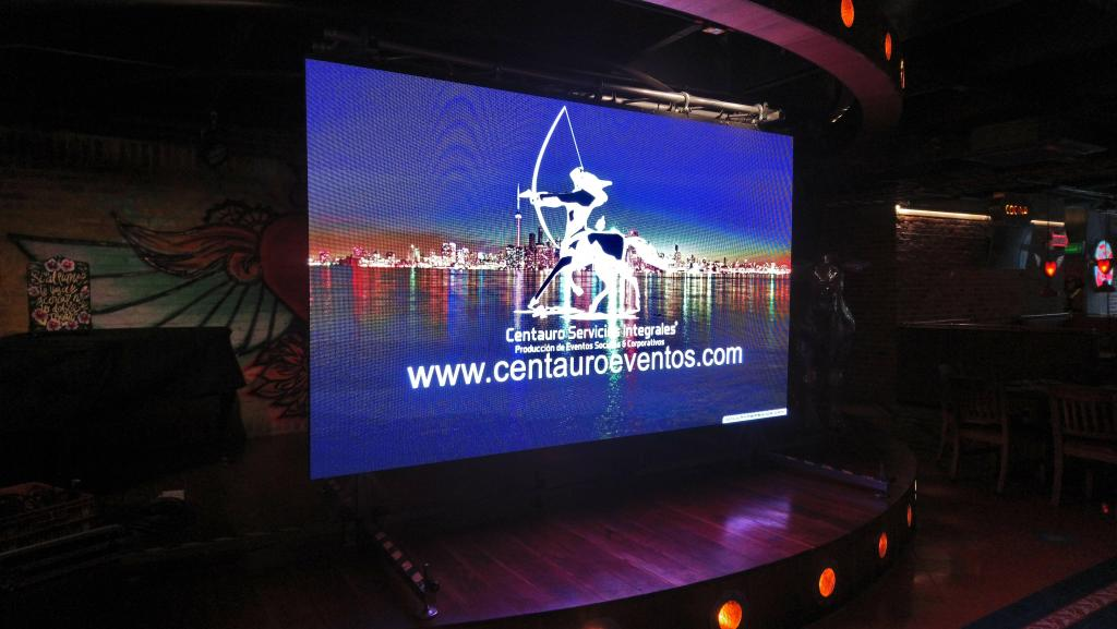 Alquiler de pantalla LED Medellin
