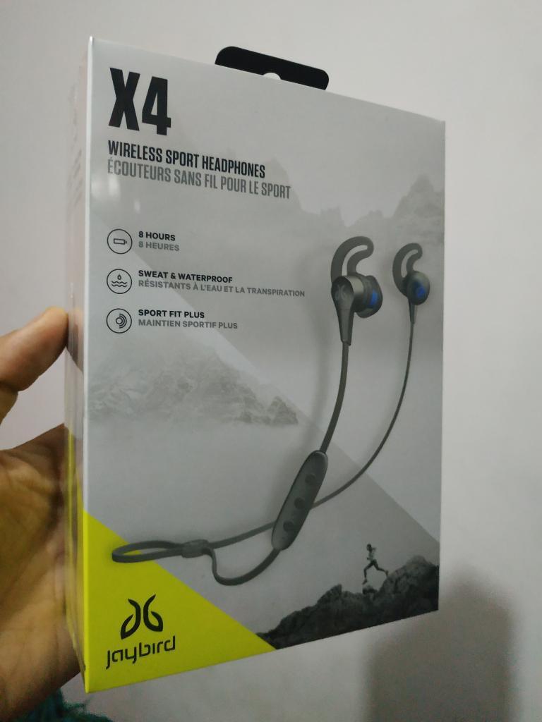 Audífonos Inalámbricos Jaybird X4 Sport