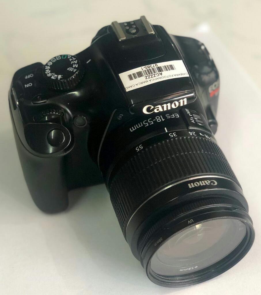Canon Rebel T3 Lente