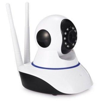 Cámara Seguridad Ip Wifi Robótica Visión Nocturna App
