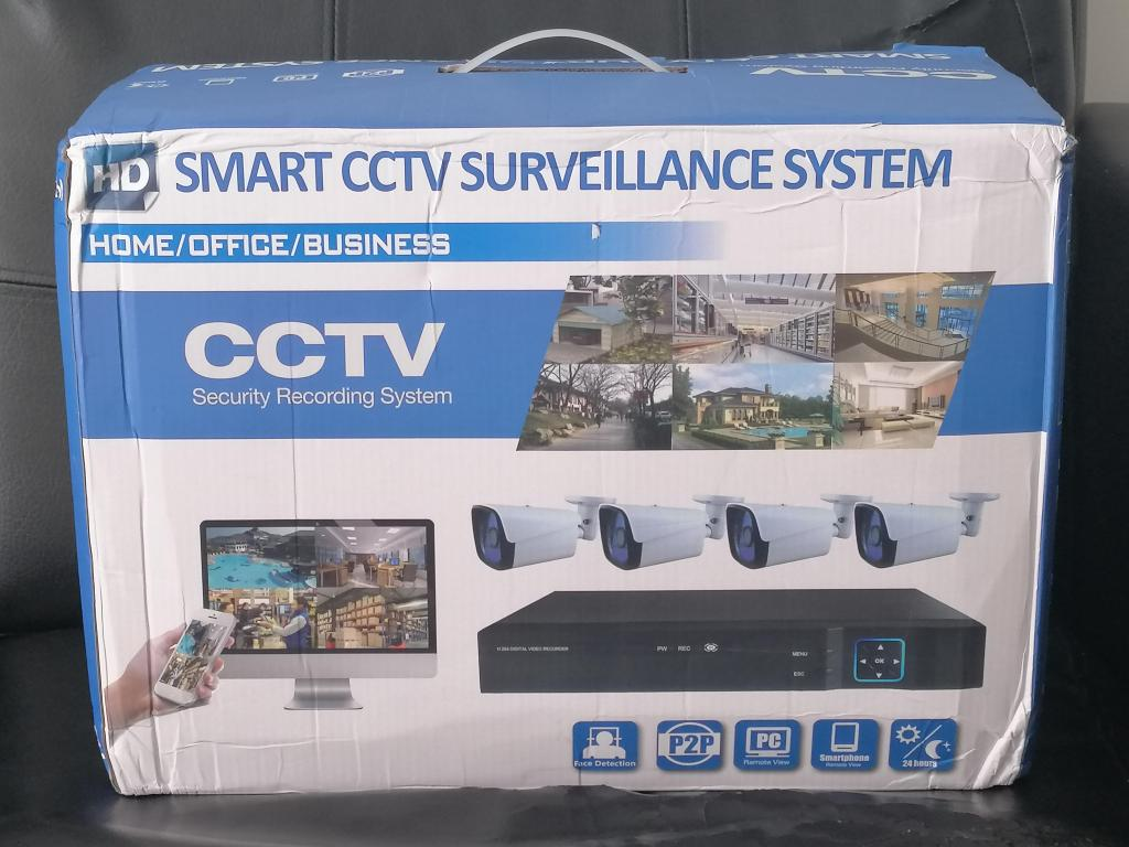 Cámaras HD de vigilancia para tu casa, oficina o negocio