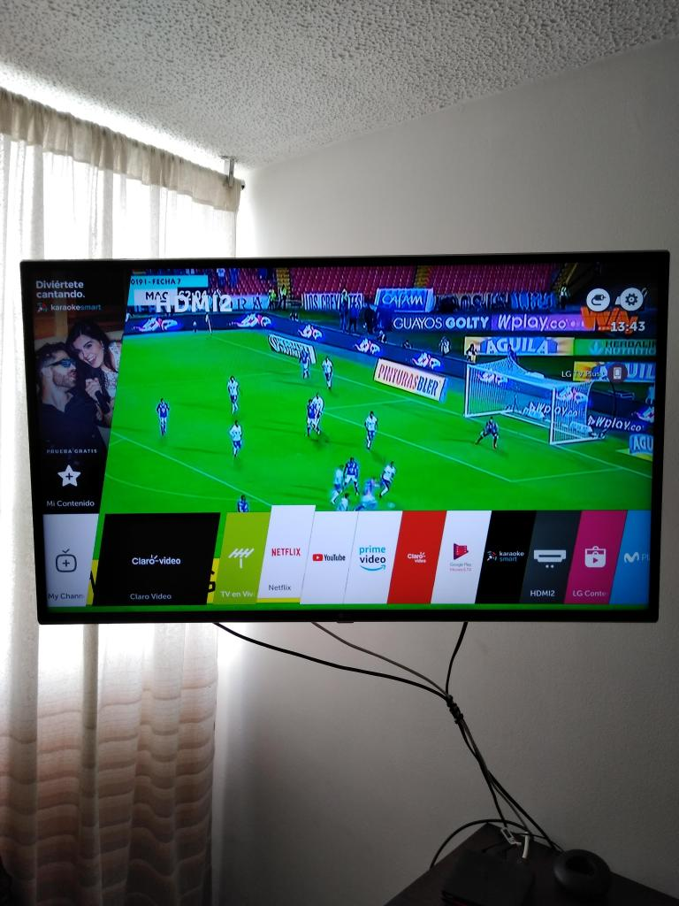 Super Ganga!!!!!!!!!!!!!!!!!!!!!!!!!!!!!!!!!Smart Tv 43 LG